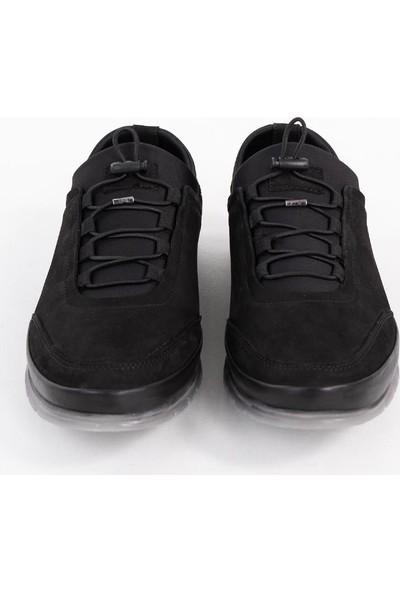 Goes 19Y A716 Causal Ayakkabı Nubuk Siyah