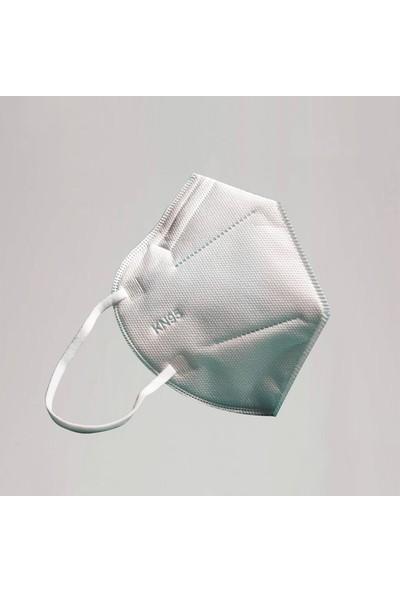 3nnn N95 / Ffp2 Full Ultrasonic Beyaz Maske 5' li