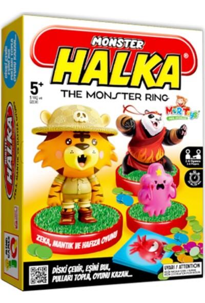 Mor Toys Monster Halka Mortoys Monster Halka Oyunu