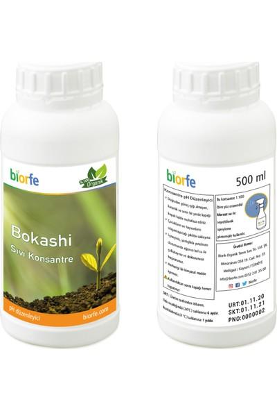 Biorfe Bokashi Sıvı Konsantre 500 ml Komposter