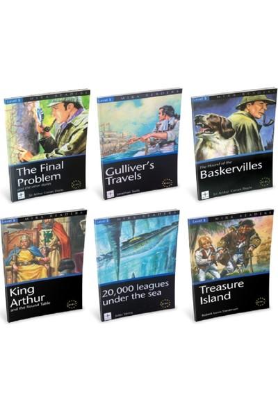 Mira Books Level 3 İngilizce Hikaye Seti (6 Kitap) B1-B1+