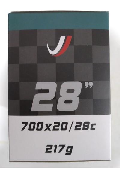 Vittoria 700X20/28C FV48 mm Jelli Kendini Tamir Edebilen Yol Yarış Bisikleti Iç Lastiği