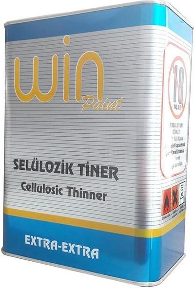 Win Selülozik Tiner 2,5 Litre