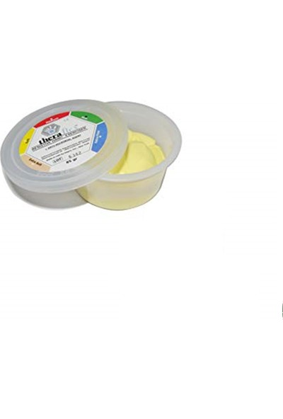 Suling Msd Theraflex Putty El Egzersiz Hamuru 85 gr Sarı