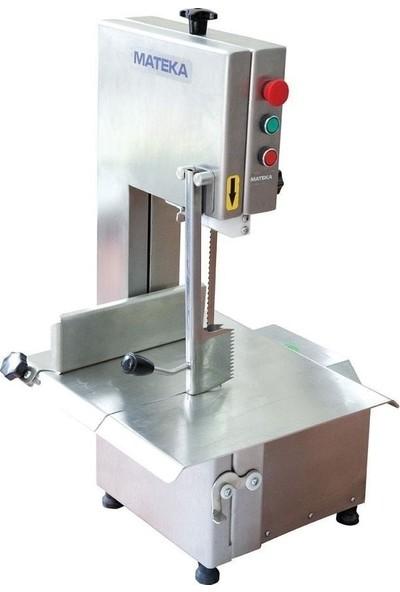 Mateka Kemik Kesme Makinası Paslanmaz 380 Volt Et Kemik Testeresi