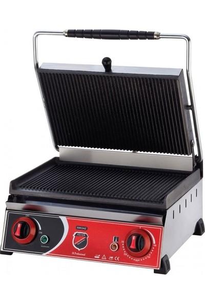 Silver 16 Dilim Elektrikli Tost Makinesi