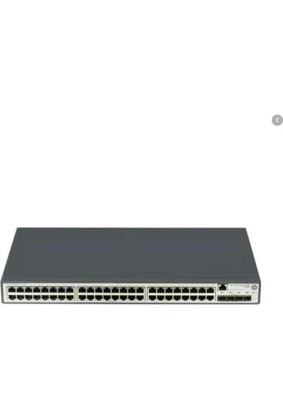 Hp JE009A V1910-48G 48 Port Gigabit Switch 3com Yönetilebilir Switch