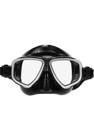 Lixada 0.5l Dalış Oksijen Silindir Tüplü Maske Dalış Maskesi