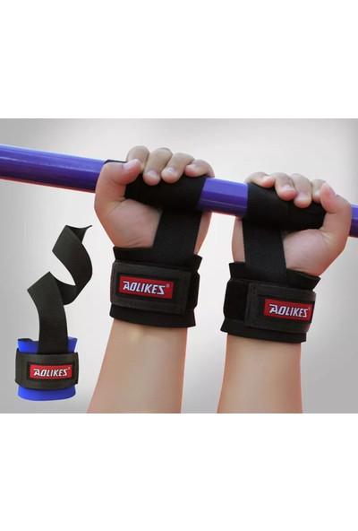 Adlikes Fitness/crossfit Ağırlık Destek Bilekliği