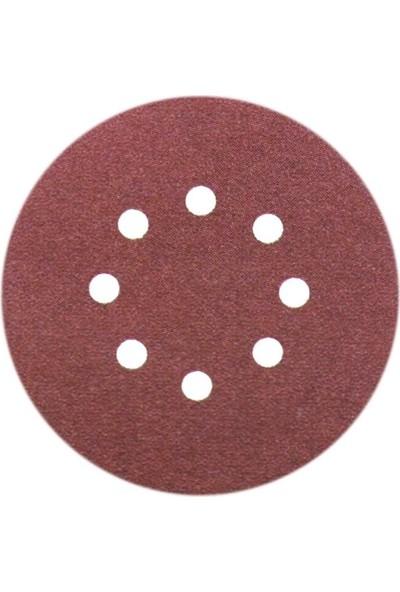 Tomax Cırt Zımpara 125 mm 40 Kum 10 Adet