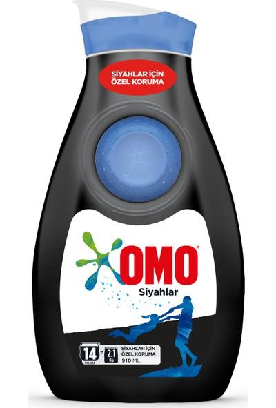 Omo Sıvı Siyahlar 910 ml 14 Yıkama