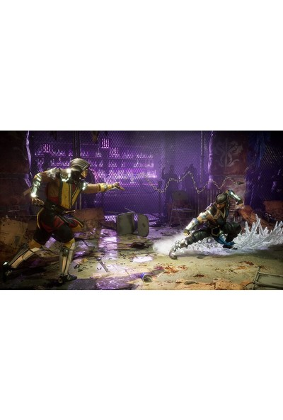 Mortal Kombat 11 Ultimate Ps4 Collectors Edition