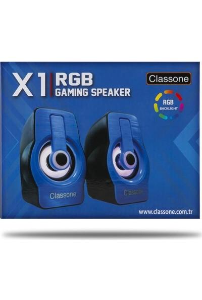 Classone X1 Rgb Gaming Hoparlör