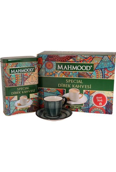 Mahmood Coffee Dibek Kahvesi +Fincan 400 gr
