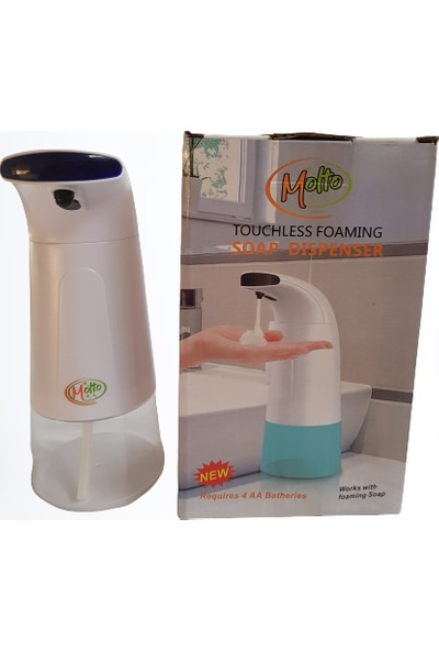 Molto Sensorlu Otomatık Sıvı Kopuk Sabunluk