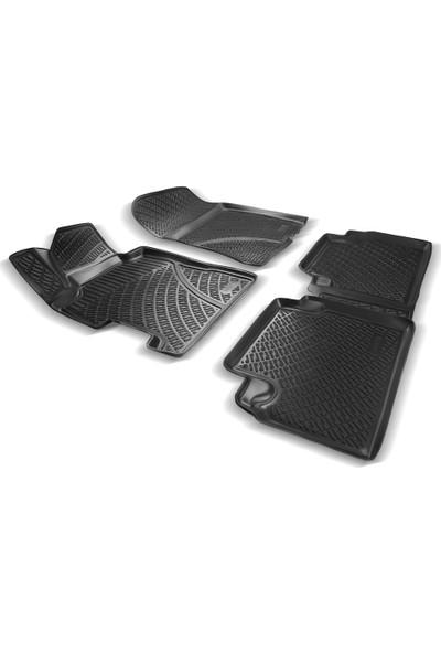 Rizline 3D Bmw 4 Serisi F33 Oto Paspası Siyah