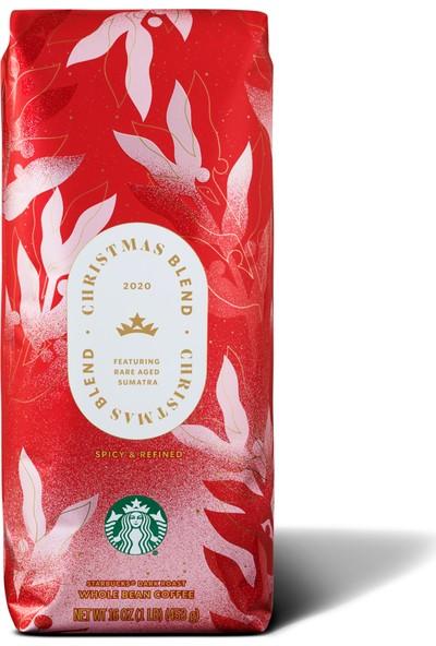 Starbucks Christmas Blend Dark Roast Sumatra 2020 - Yılbaşı Özel Serisi Kahvesi - Çekirdek Filtre Kahve