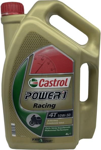 Castrol Power 1 Racing 4t 4 Lt. 10W/50 Motor Yağı