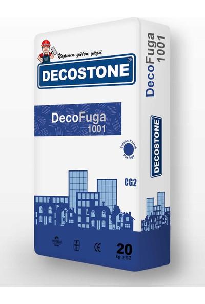 Decostone Fuga Derz Dolgu Silikonlu Beyaz 1 kg