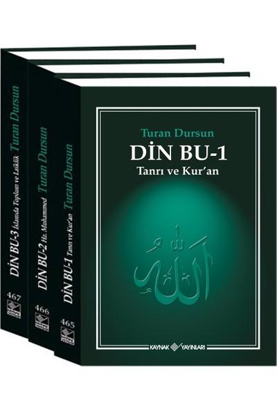 Din Bu Seti 3 Kitap - Turan Dursun
