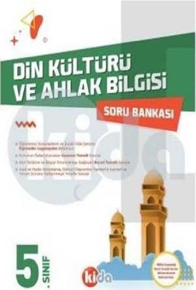 Kida Yayınları 5. Sınıf Din Kültürü ve Ahlak Bilgisi Soru Bankası