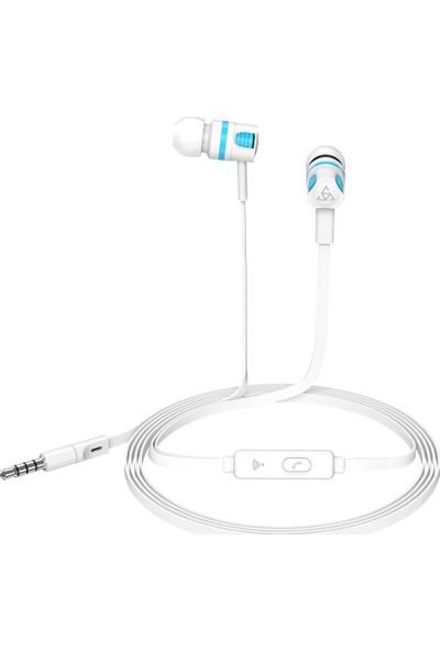 Ptm Kablolu Kulak İçi Kulaklık Stereo Gaming Headset (Yurt Dışından)