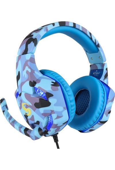 Kubite T176 Gaming Headset 3.5mm + USB Kulaklık (Yurt Dışından)
