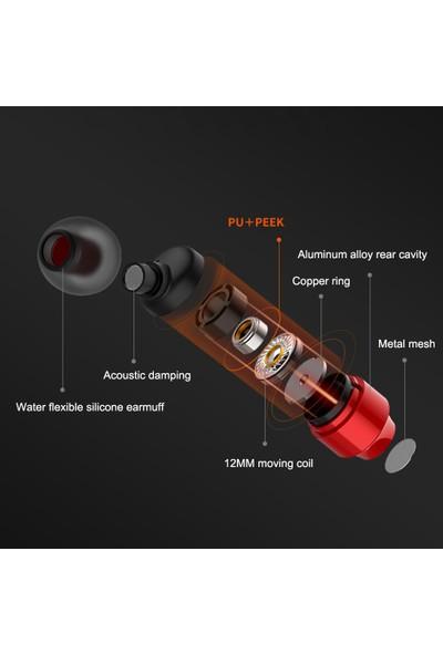 Auvc Tip-C Kablolu Kulaklık Manyetik Emme Kulak Kulakiçi (Yurt Dışından)