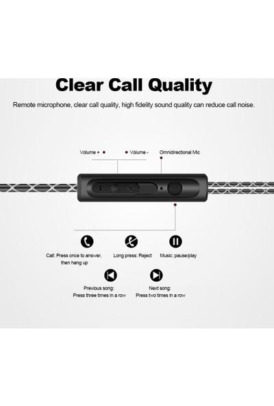 Fonge S760 Kablolu Su Geçirmez Kulaklık (Yurt Dışından)