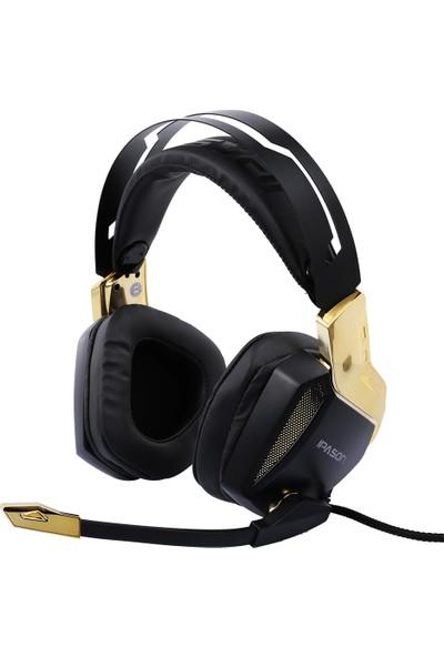 Ipason Oyun Kulaklığı E-Spor Kulaklık 7.1 Soundtrack (Yurt Dışından)