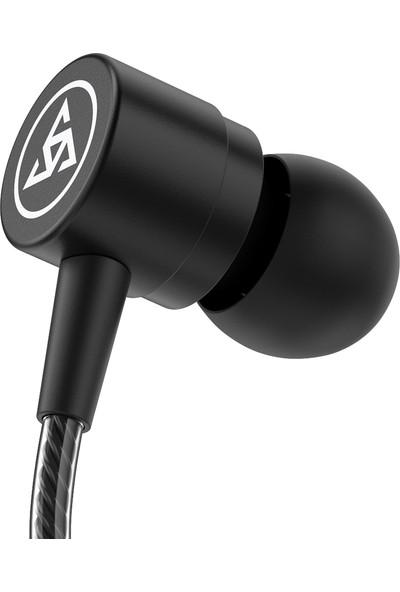 Ptm D1 3.5mm Kablolu Kulaklık Taşınabilir (Yurt Dışından)