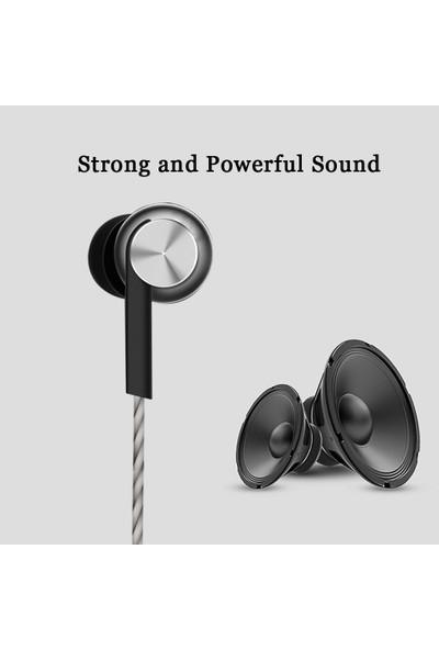 Auvc V01 3.5mm Gaming Headset Kulaklık Stereo Müzik (Yurt Dışından)