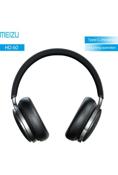 Meizu HD60 Bt Tip-C Şarj Dokunmadan Operasyon Kulaklık (Yurt Dışından)