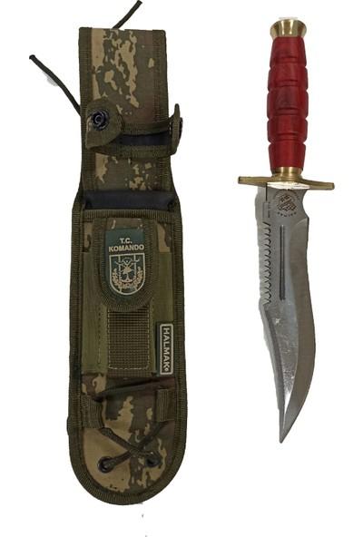 Mercantex Halmak Standart Komando Bıçağı