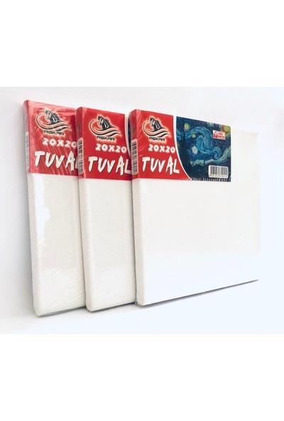 Aşkar Tuval Seti - 9'lu