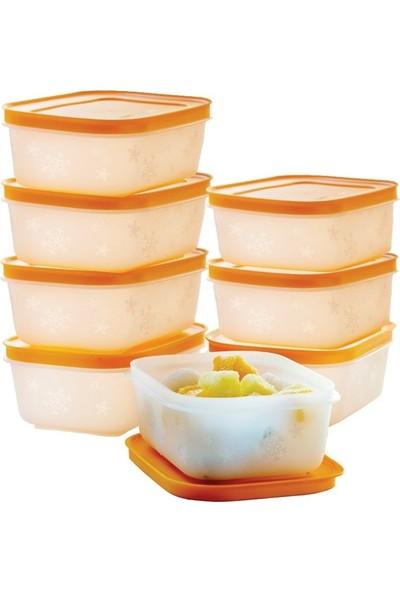 Tupperware Alaska Buzdolabı Saklama Kabı 8 x 450 ml