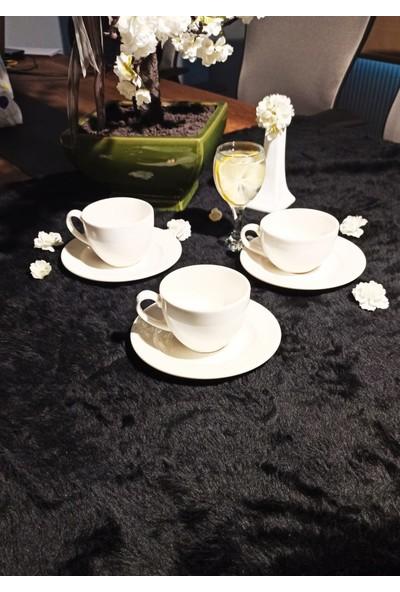Güral Porselen Çay Kahve Fincanı Takımı