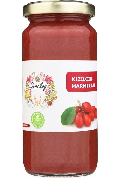 Dereköy Yöresel Ürünler Kızılcık Marmelatı 280 gr