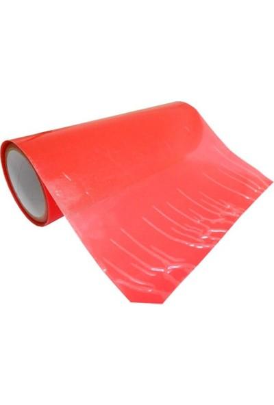 Protec Açık Kırmızı Far Stop Filmi 30 cm x 10 m
