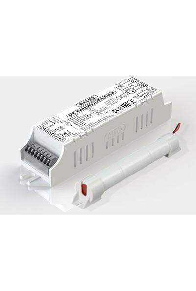 Altez Ack Model Acil Aydınlatma Kiti LED Armatürler Için 1 Saat