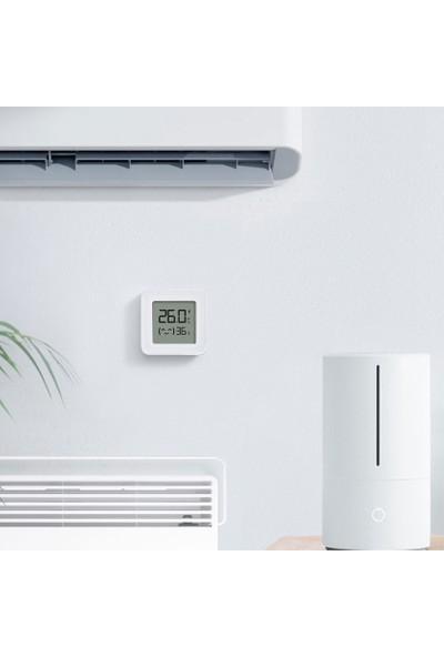 Xiaomi Bluetooth Akıllı Sıcaklık ve Nem Ölçer Termometre (Yurt Dışından)