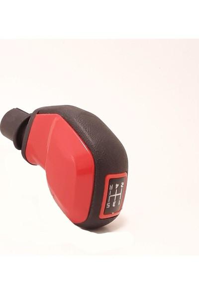 Vtskörük Peugeot 106 Spor Topuz Kırmızı Kapak