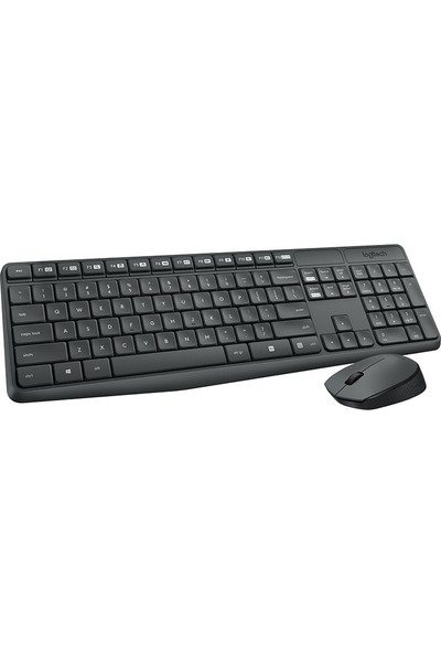 Logitech Mk235 Klavye Ve Mouse Seti (Yurt Dışından)