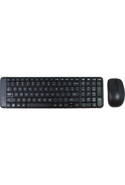 Logitech Mk220 Klavye Mouse Seti (Yurt Dışından)