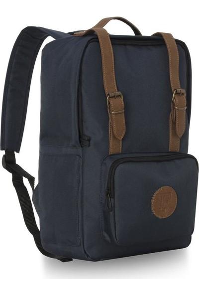 Fudela Bks Navy Blue Backpack