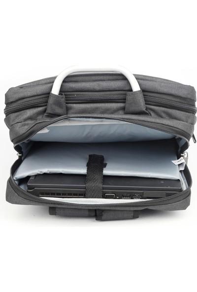 Eye 1024 Laptop Bölmeli Sırt Çantası Siyah 15,6'' Siyah