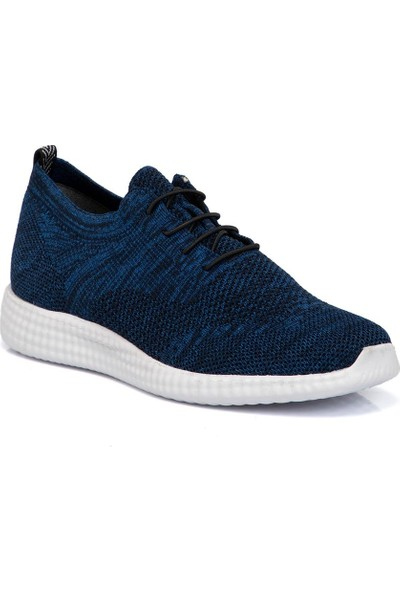 Teryy Lacivert Tekstil Erkek Ayakkabı 110031I49