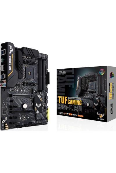 Asus TUF Gaming B450-Plus II Amd B450 DDR4 4400 MHz (OC) Am4 Atx Anakart