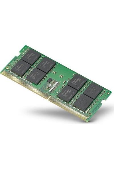 Kingston 8GB 2666MHz DDR4 NON-ECC SODIMM 1RX16 Ram CL19 KVR26S19S6/8