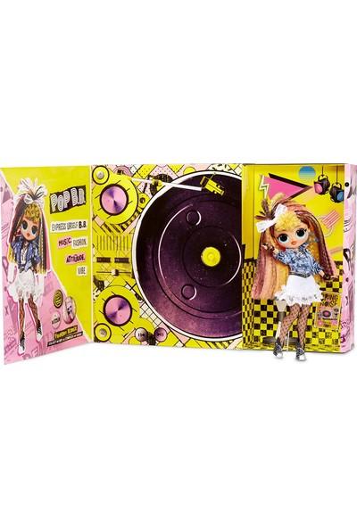 L.O.L. Remix OMG Çok Gizli Bebekler POP B.B.